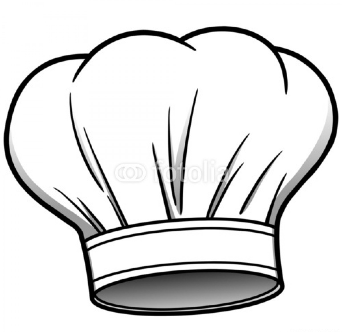 Chef hat template the image kid has it for Printable chef hat template